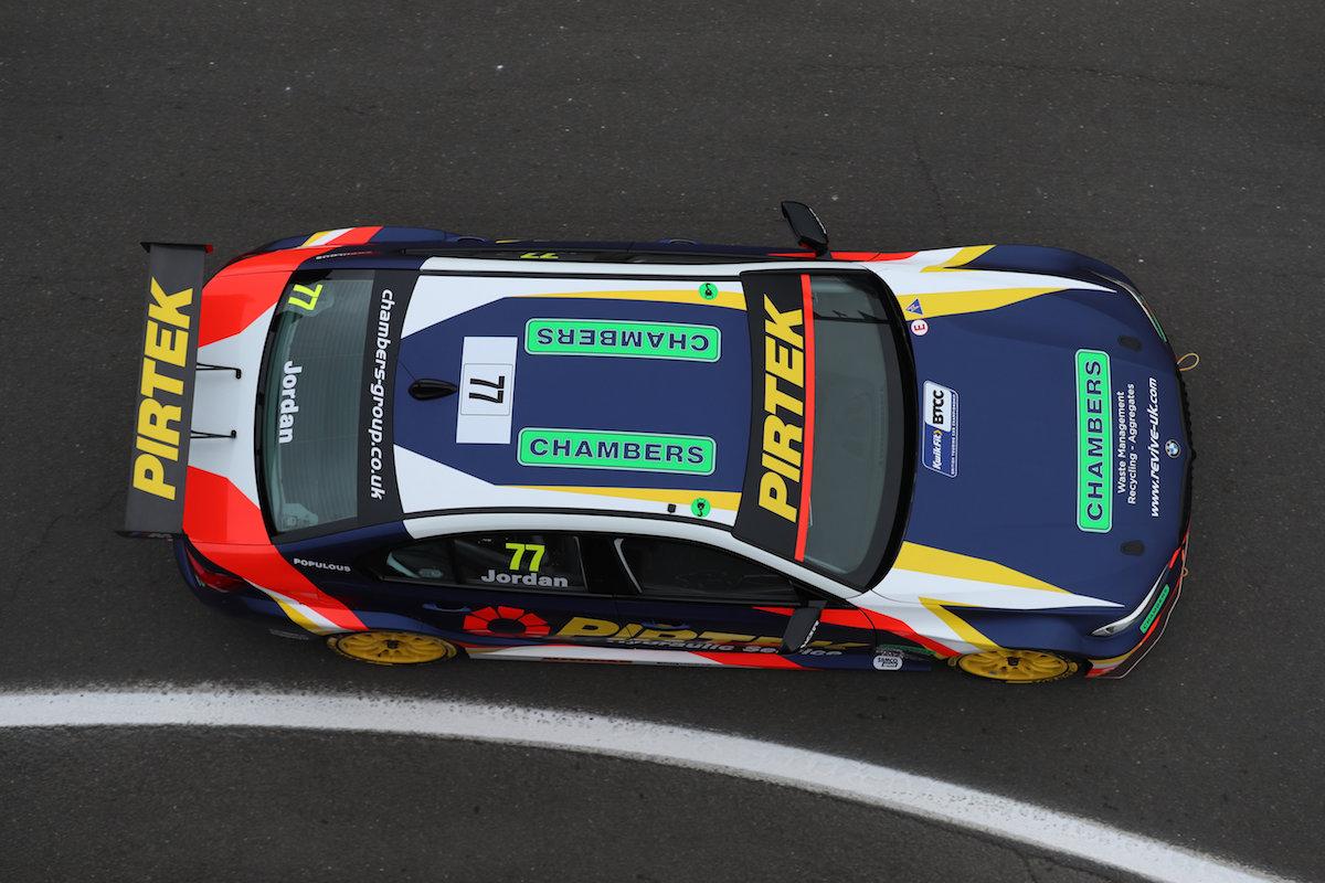 BMW Pirtek Racing keen to build momentum at Donington Park