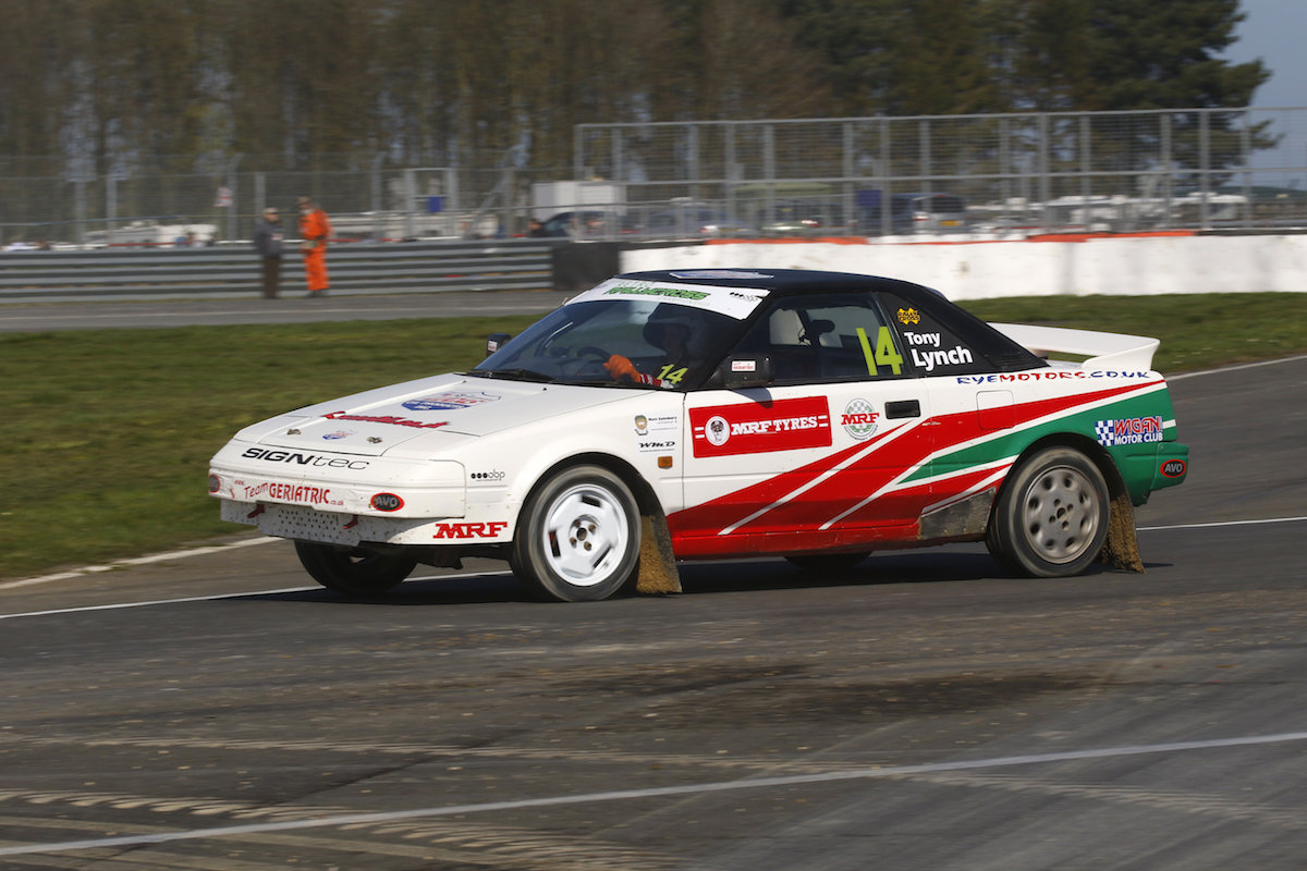 Lynch aims to build on solid start at Lydden Hill