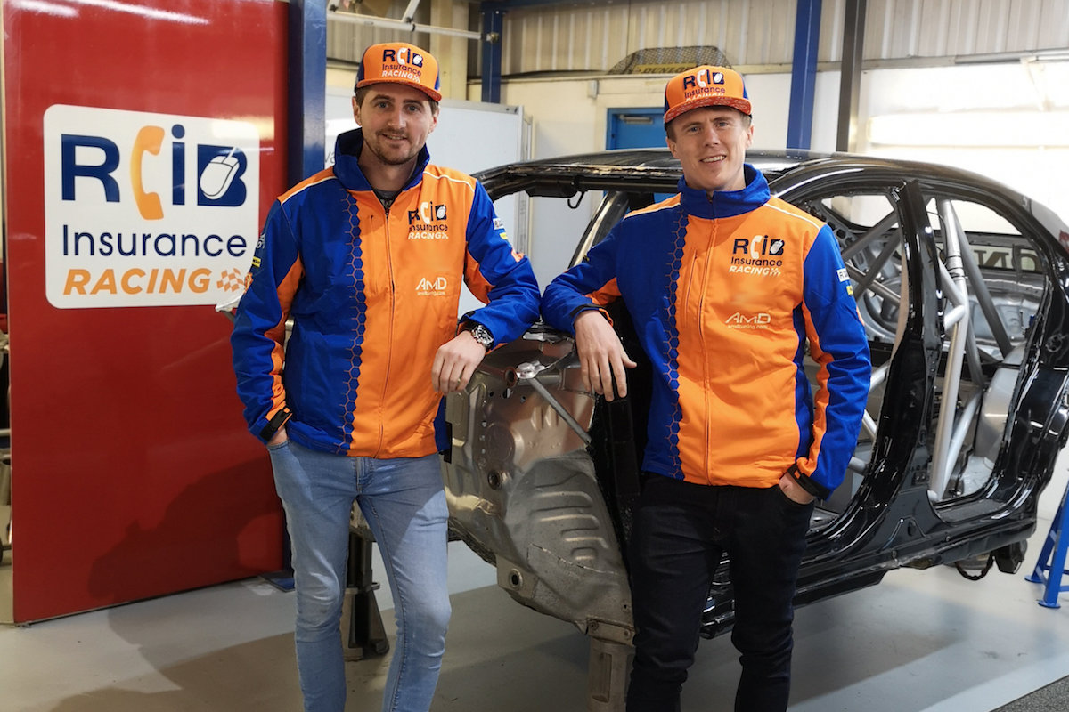 Cobra Sport AmD with AutoAid/RCIB Insurance Racing chasing success with 2019 BTCC line-up