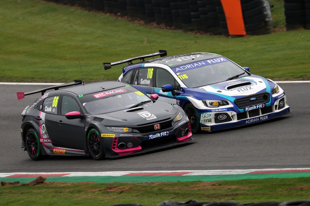 BTC Racing leads the way after BTCC opener