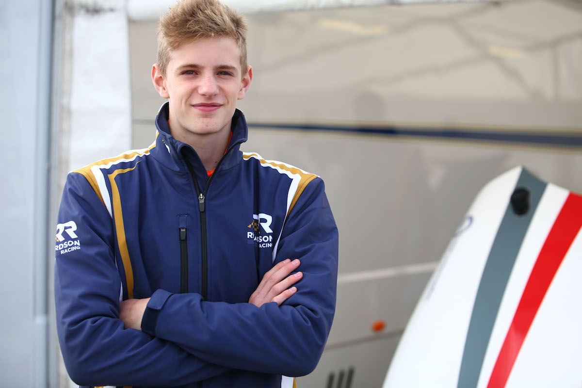 Will Martin re-signs with Richardson Racing for 2019 Ginetta Junior campaign