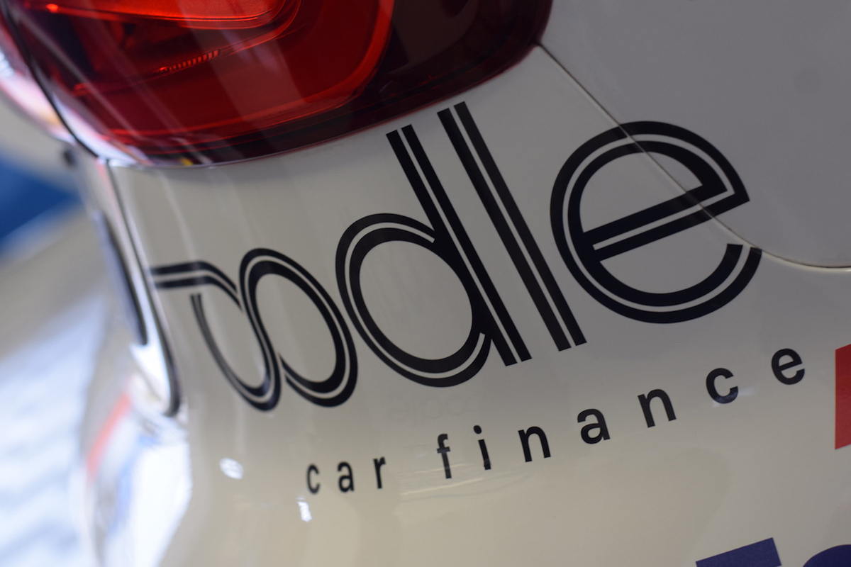 Trade Price Cars Racing names Oodle Car Finance as primary sponsor
