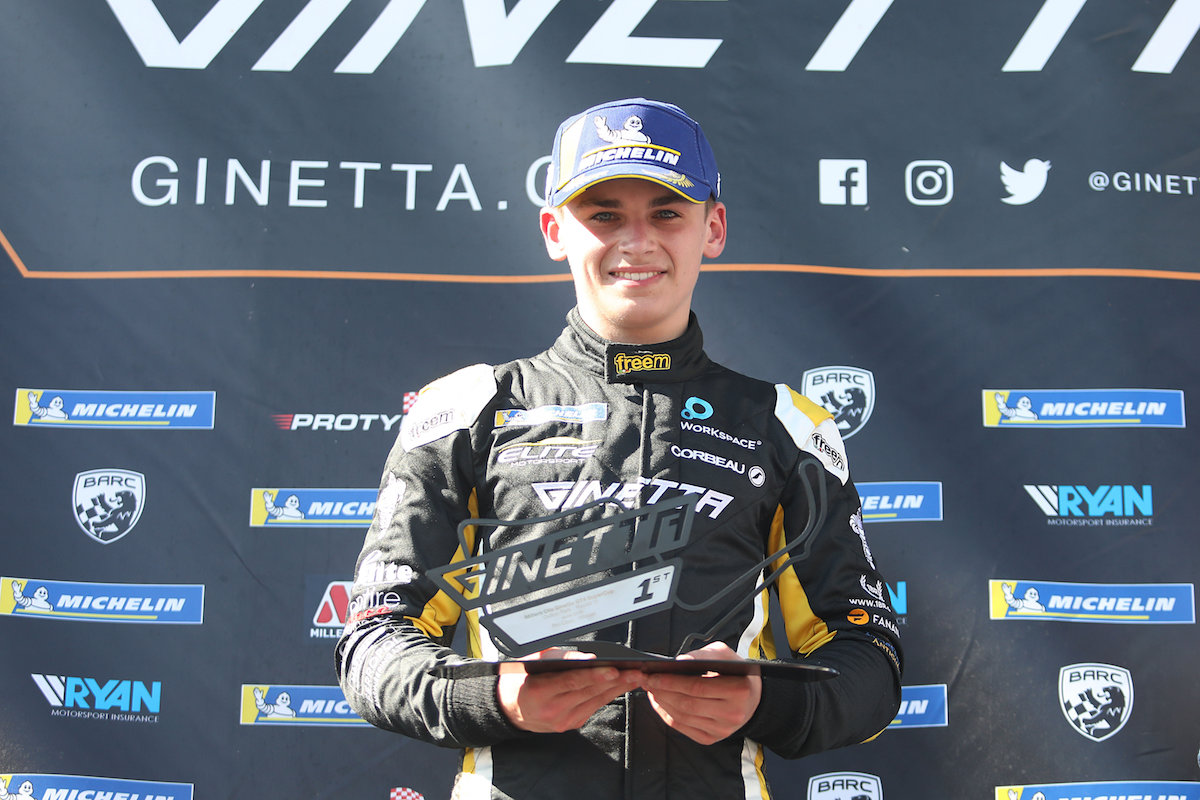 Harry King extends advantage with fifth victory