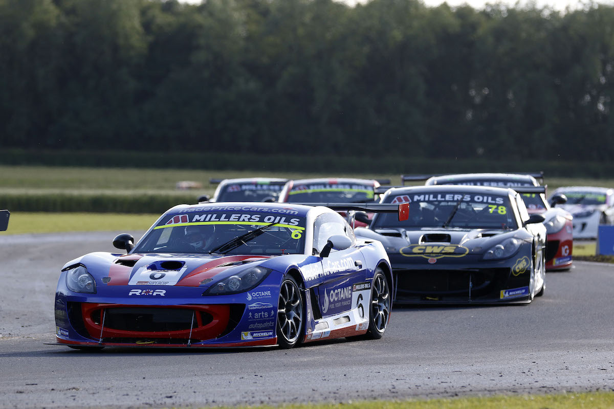More solid points for Dan Kirby at Croft