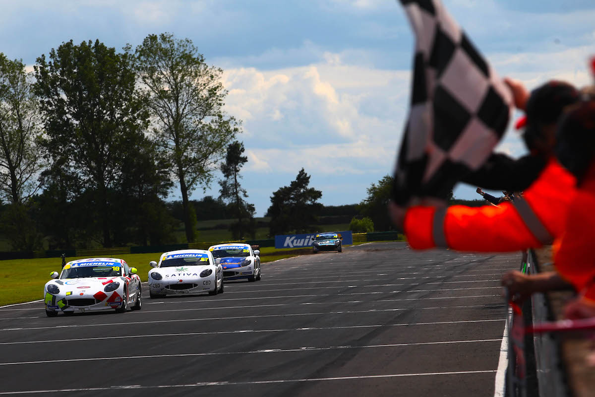 Further Ginetta Junior success for Richardson Racing at Croft