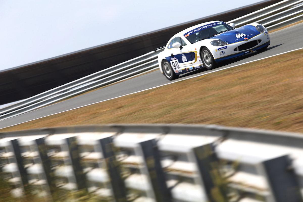Triple top five for Richardson Racing at Zandvoort