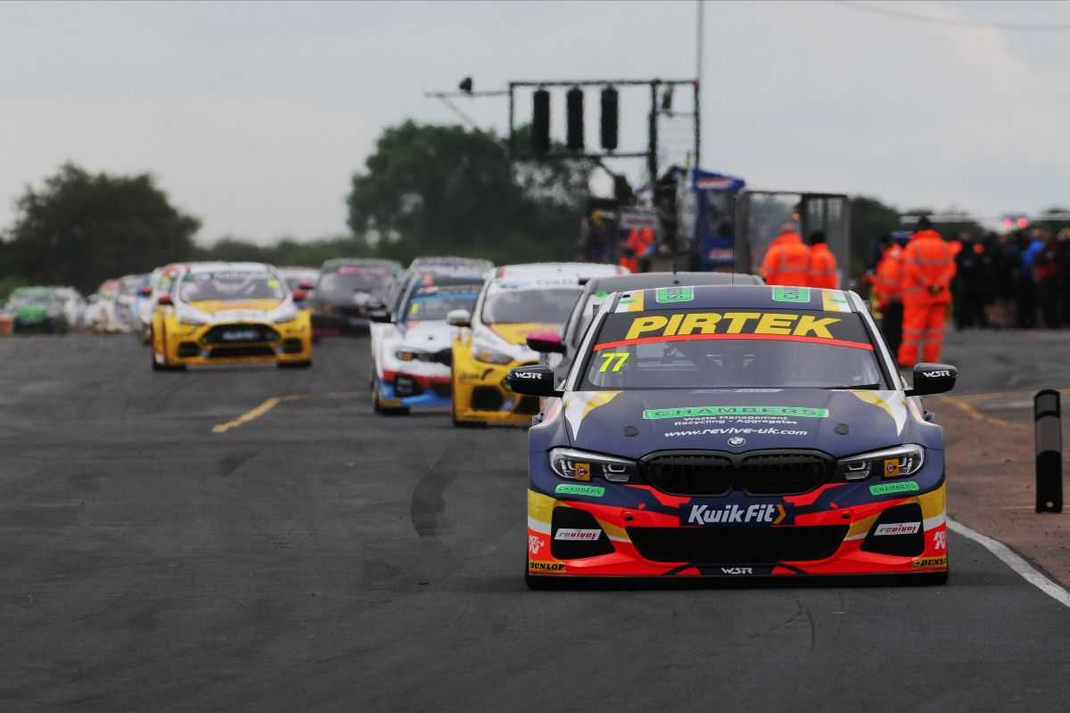 BMW Pirtek Racing keen to maintain strong form at Oulton Park