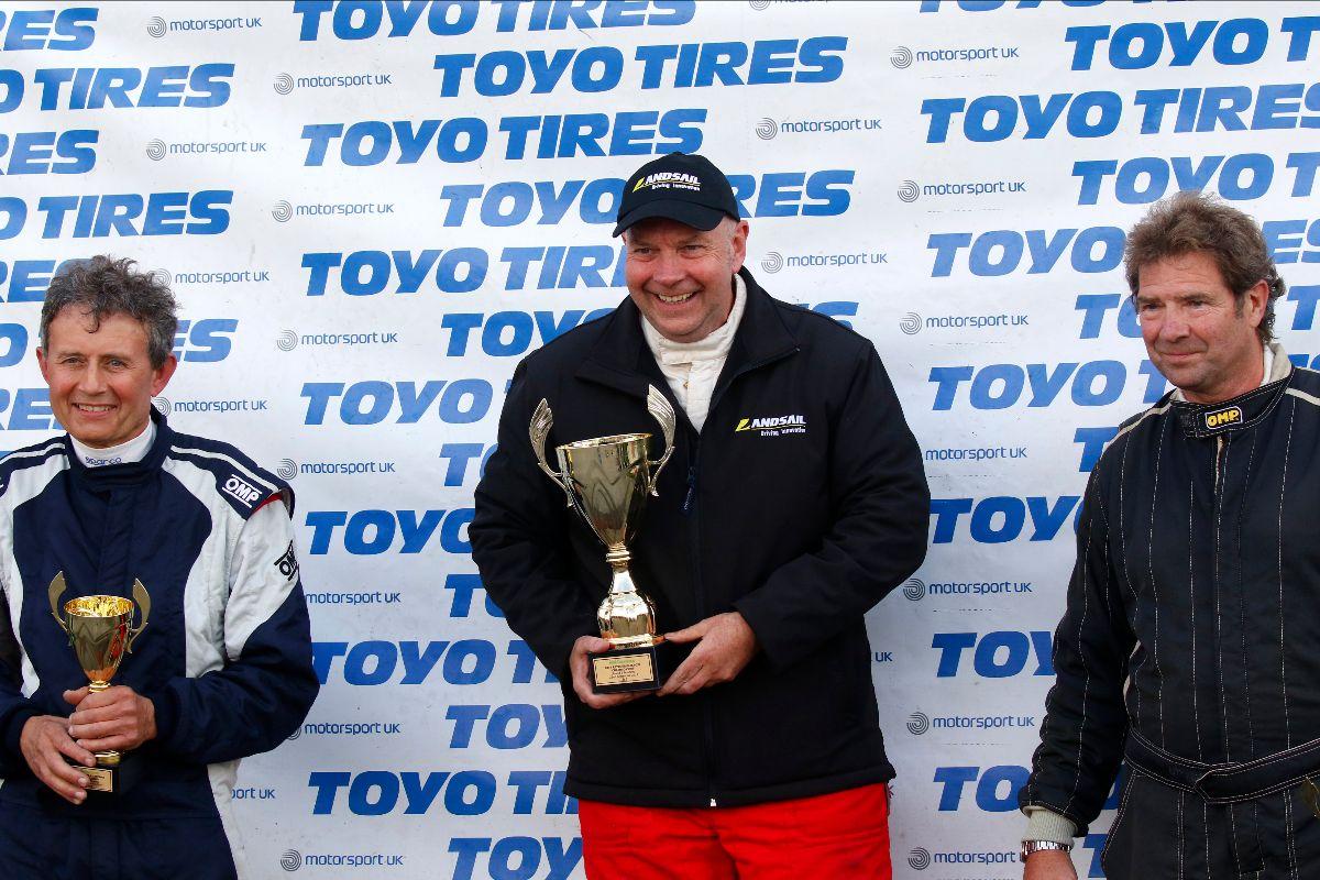 Landsail Tyres Team Geriatric secure victory at Pembrey