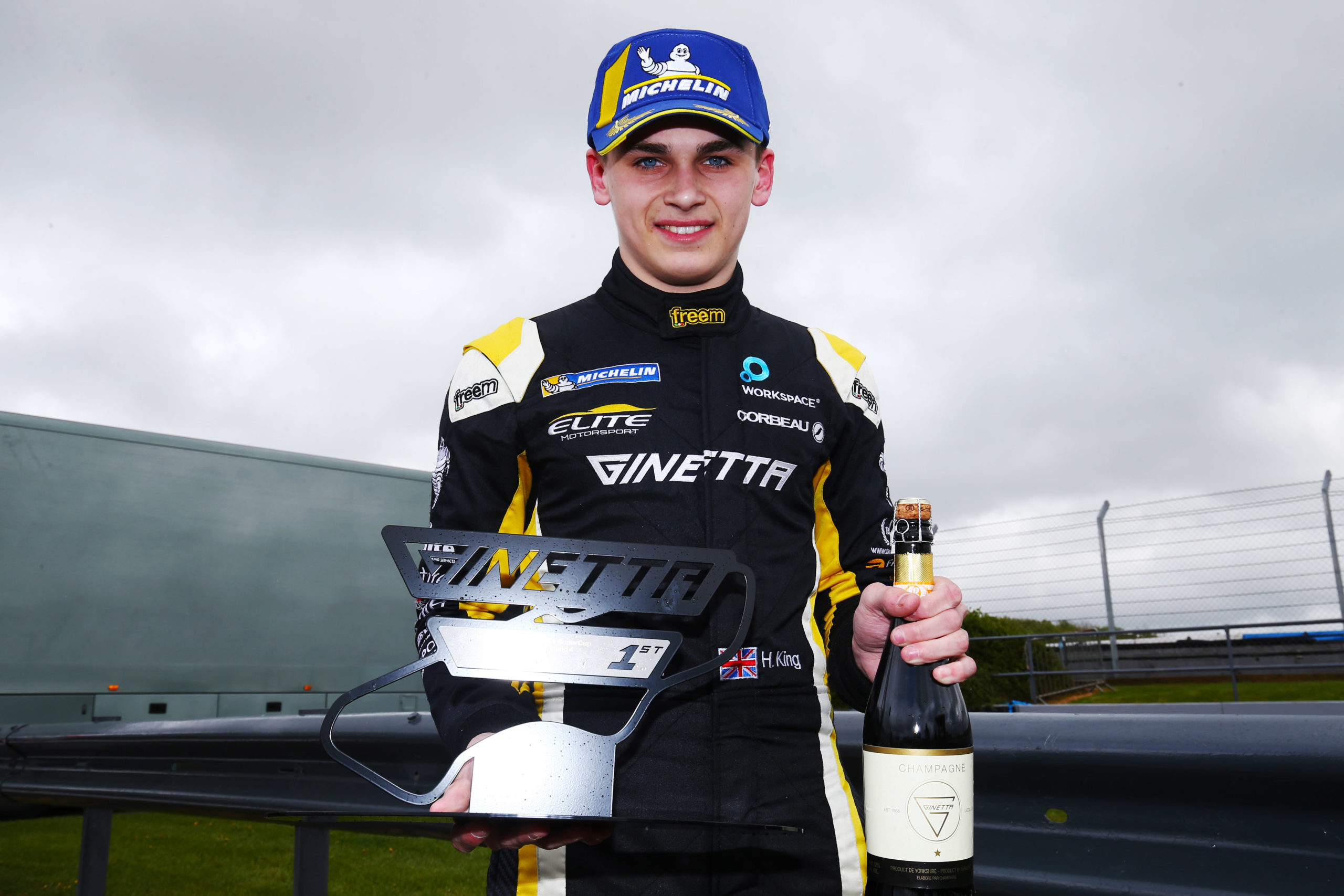 Harry King adds to win tally at Donington Park