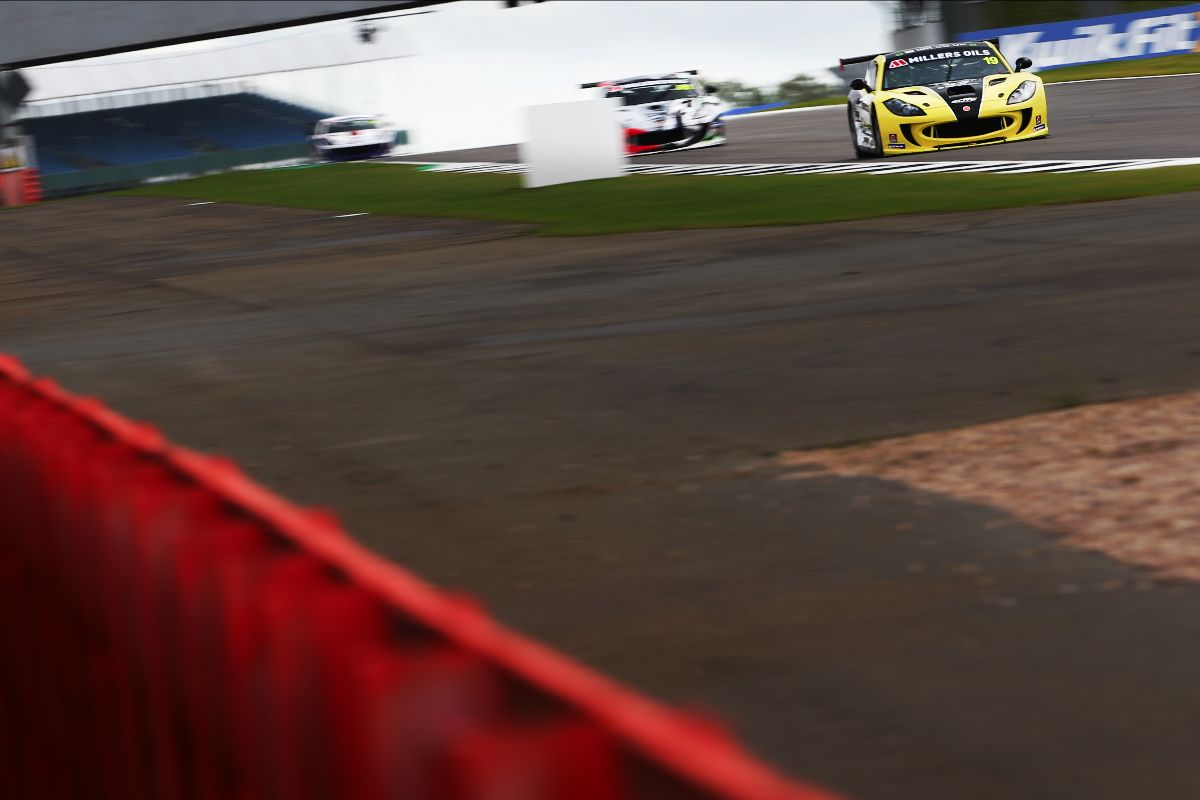 Double delight at Silverstone moves Harry King top