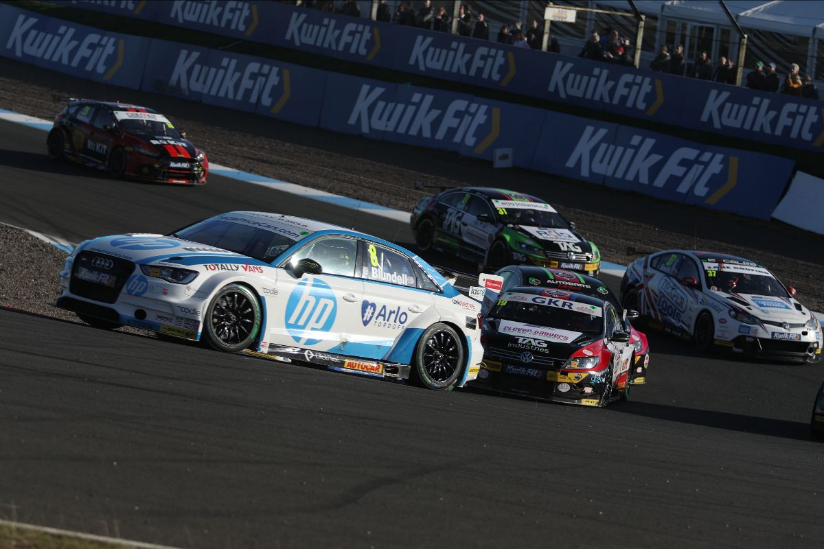 Trade Price Cars Racing keen to build on Knockhill success