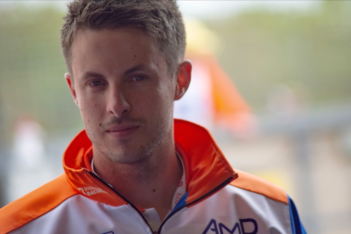 Mike Bushell to substitute for Sam Tordoff at Knockhill