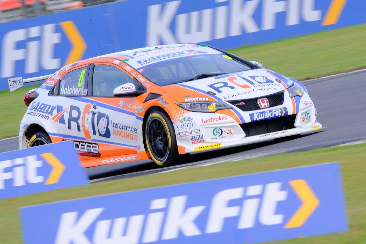 Cobra Sport AmD with AutoAid/RCIB Insurance Racing targets title success in BTCC finale