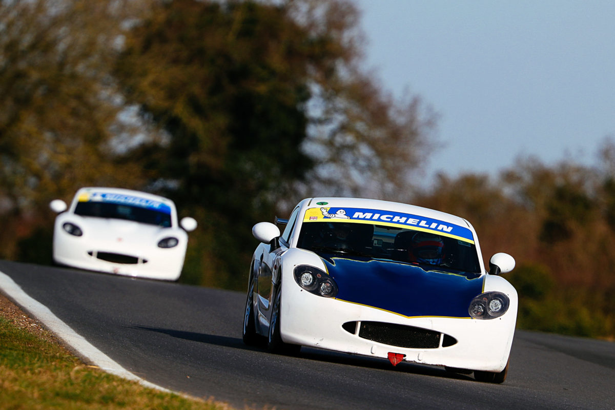 Richardson Racing name talented trio for Ginetta Junior Championship programme