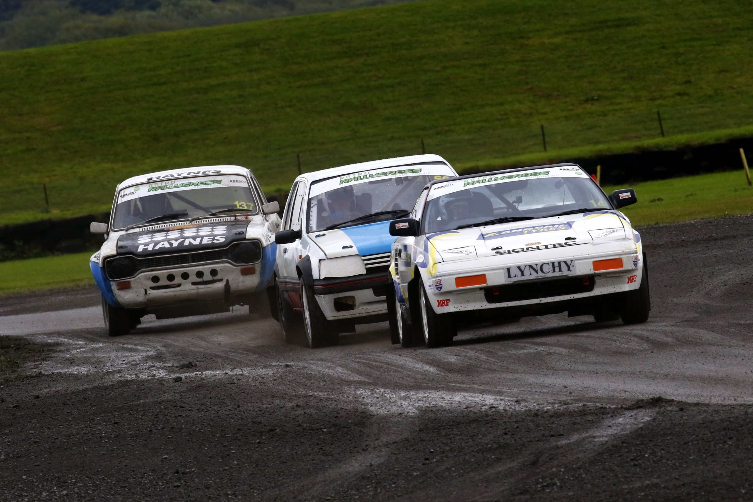 Double duty for Tony Lynch with expanded rallycross programme