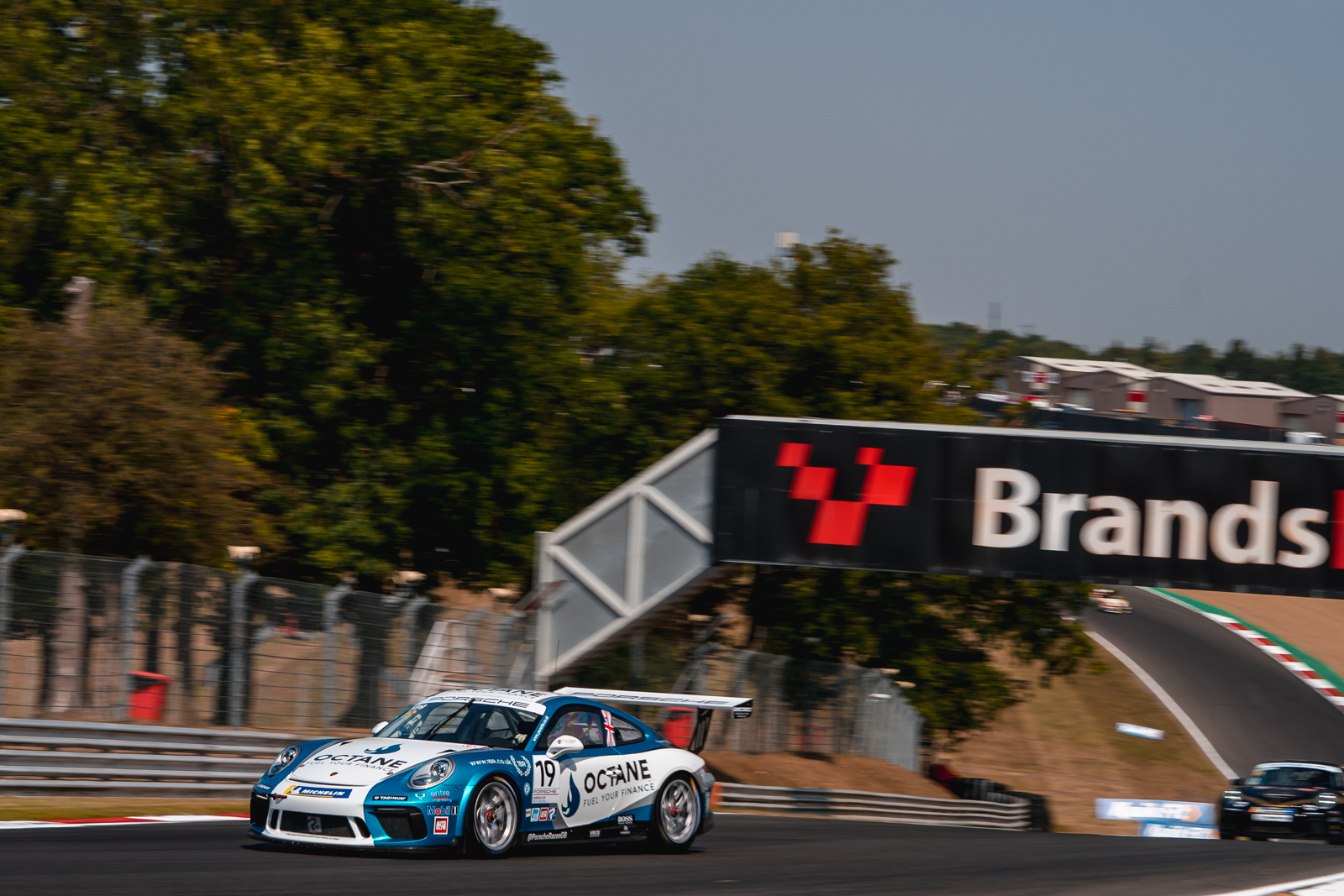 Octane Finance-backed Harry King storms to Brands Hatch double