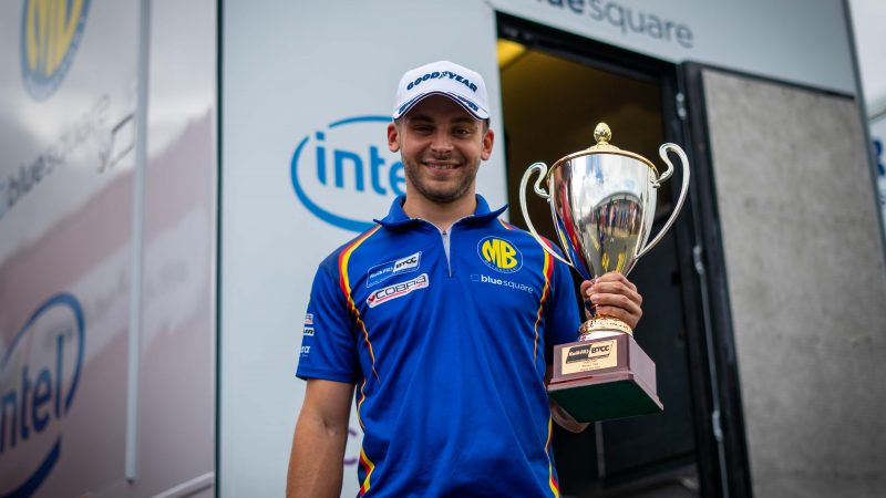 MB Motorsport accelerated by Blue Square secure silverware at Oulton Park