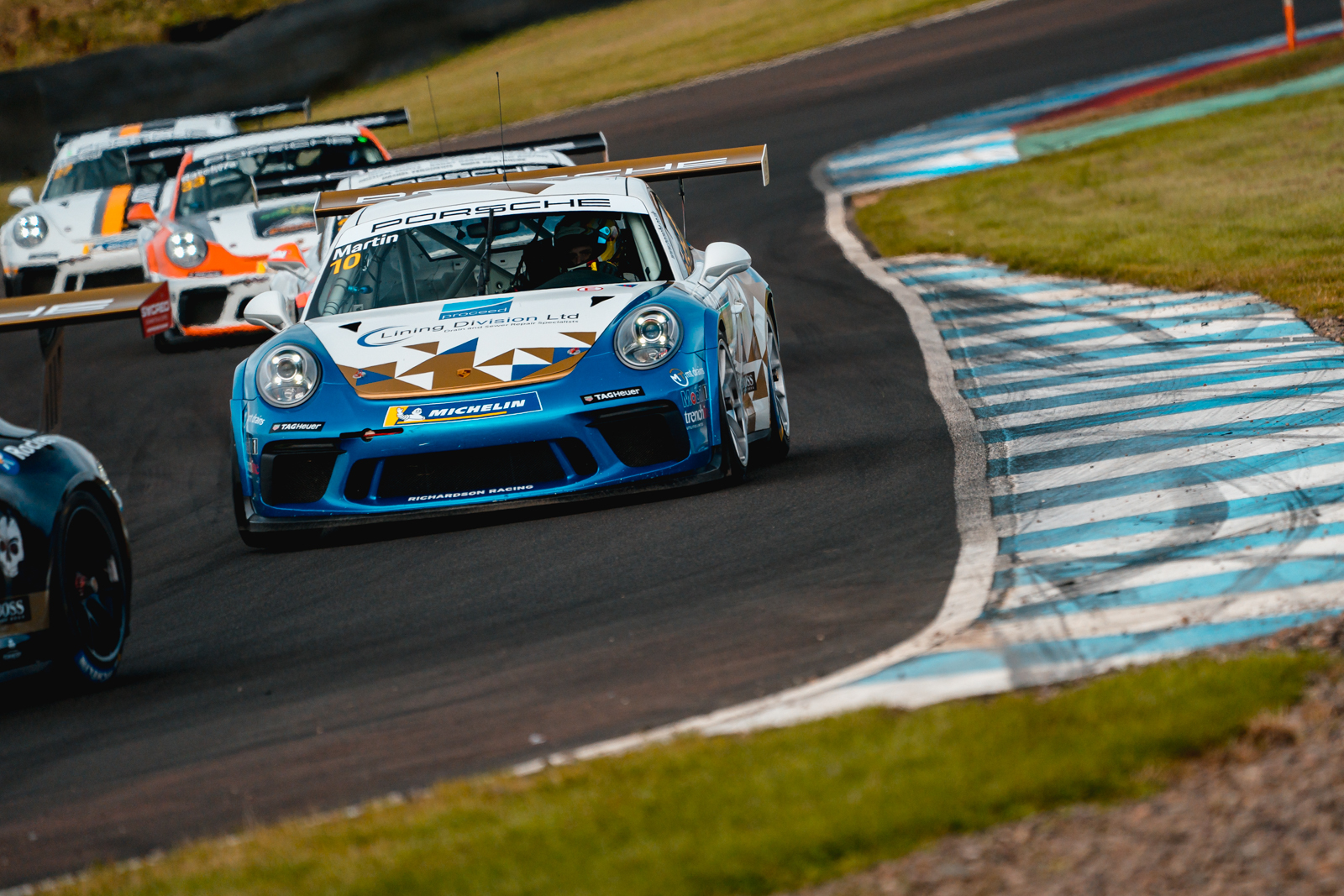 Another double score for Richardson Racing in Scotland