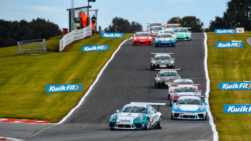 Octane Finance backed Harry King extends Porsche Carrera Cup advantage