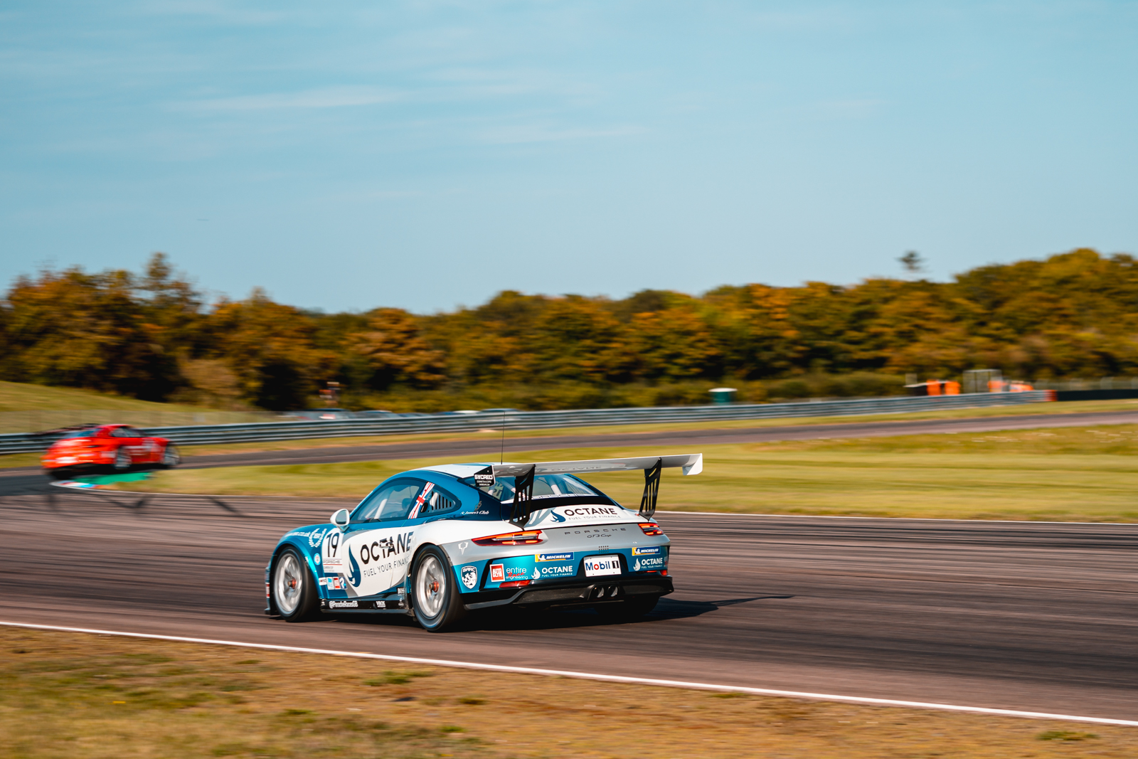 Stunning pace unrewarded for Harry King at Thruxton