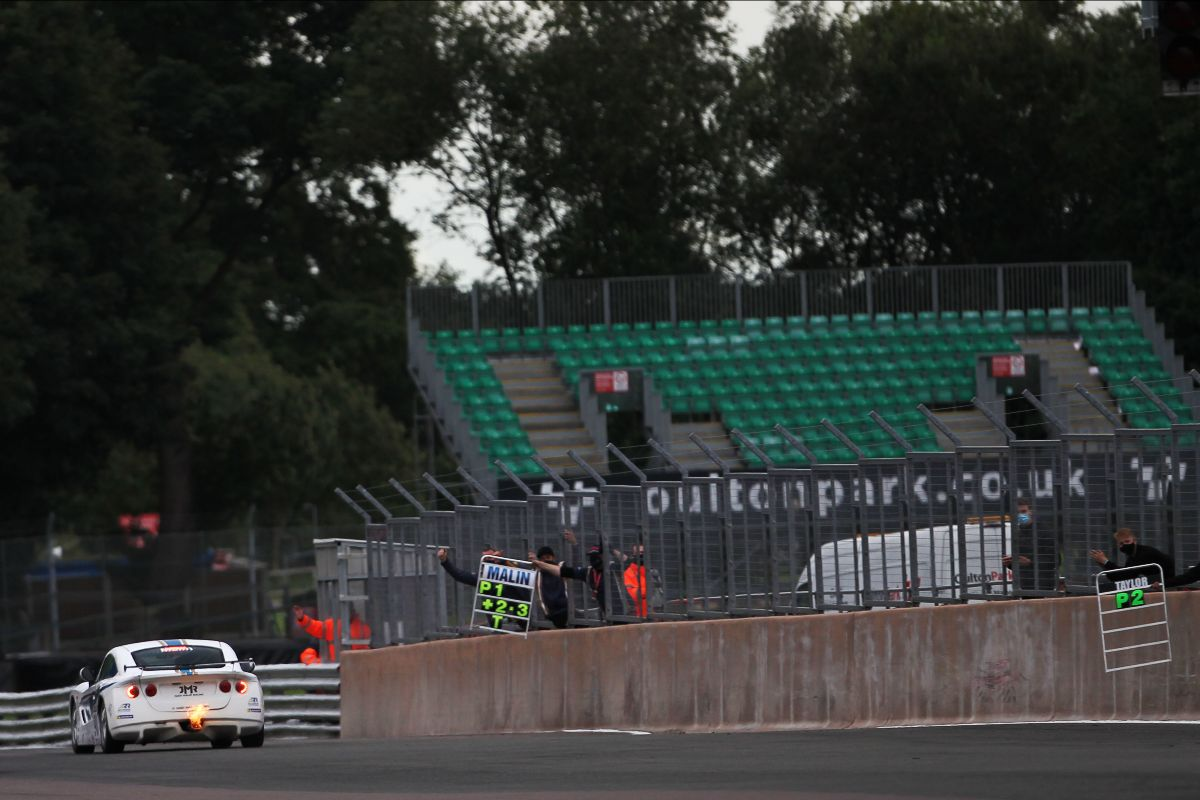 Double delight for Richardson Racing at Oulton Park