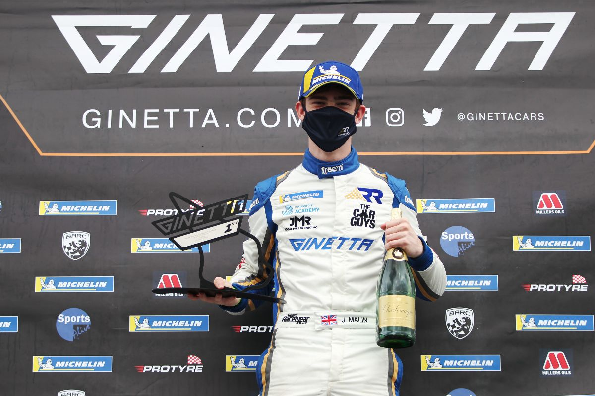 Richardson Racing secures fourth victory of the year at Knockhill