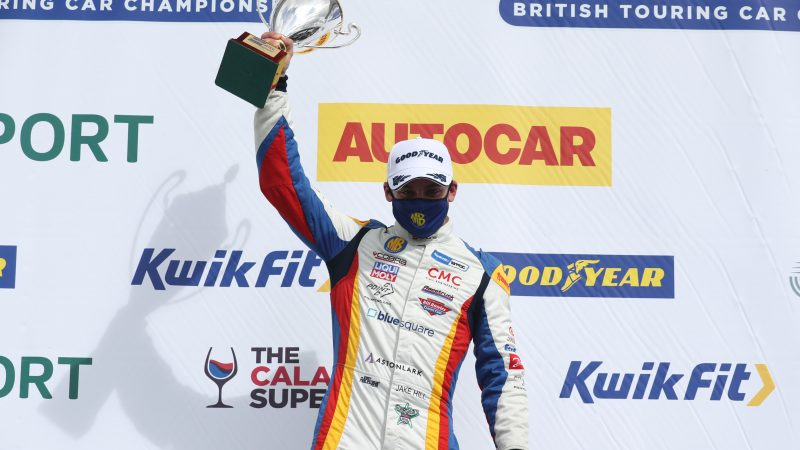 MB Motorsport accelerated by Blue Square adds to podium tally at Knockhill