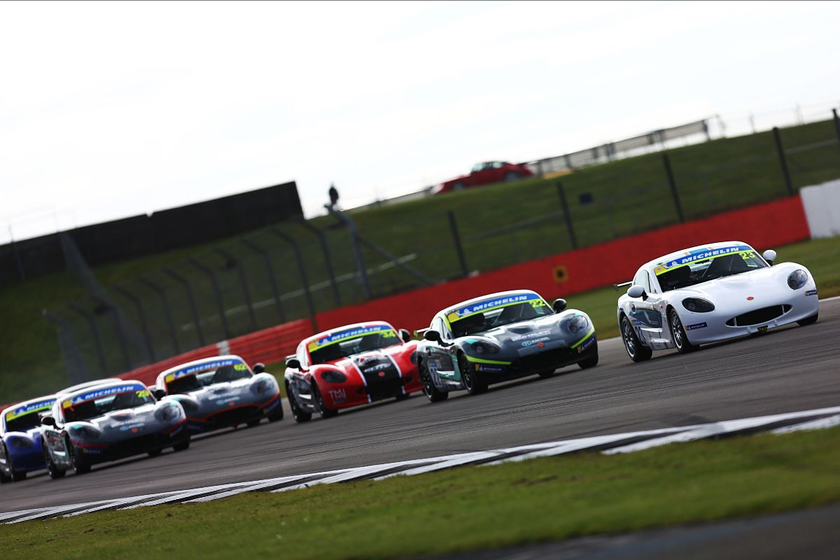 Home victory and double podium for Richardson Racing on strong Junior weekend