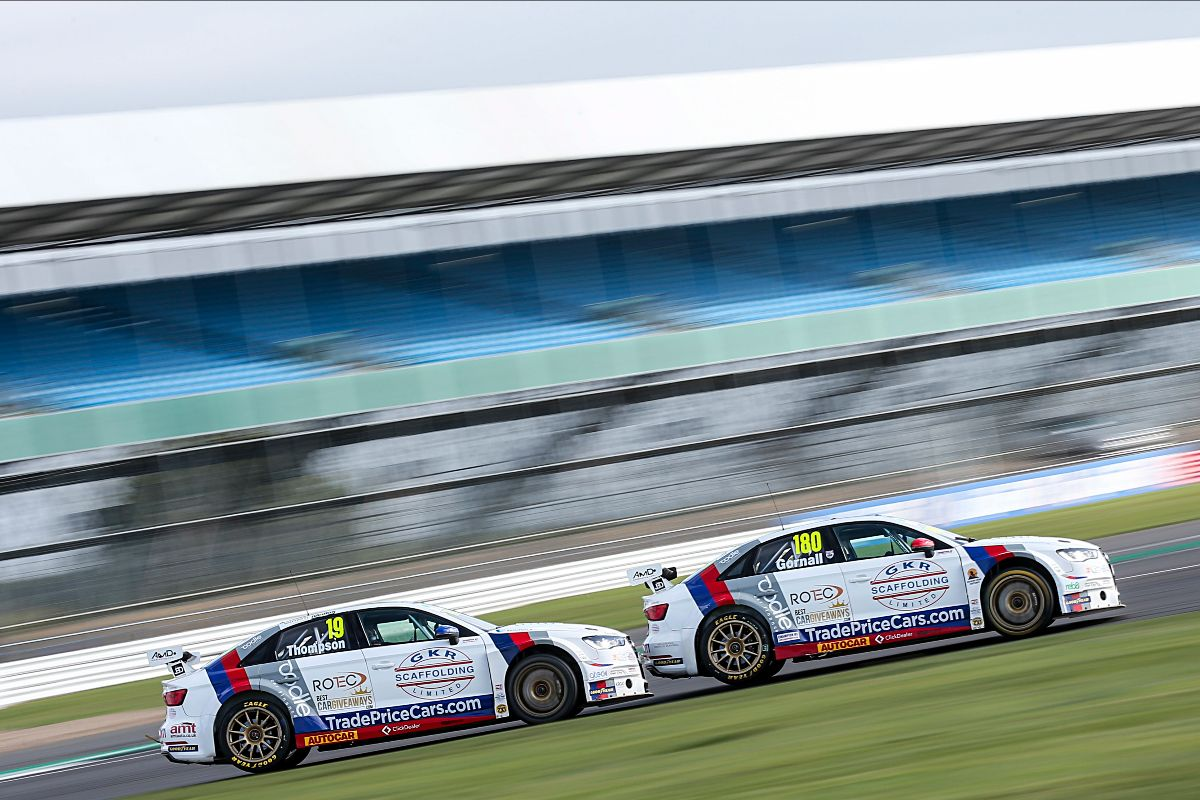 GKR TradePriceCars.com secures third Jack Sears Trophy at Silverstone