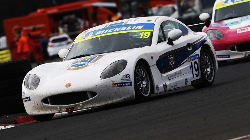 Challenging Croft weekend for Richardson Racing's Junior pairing