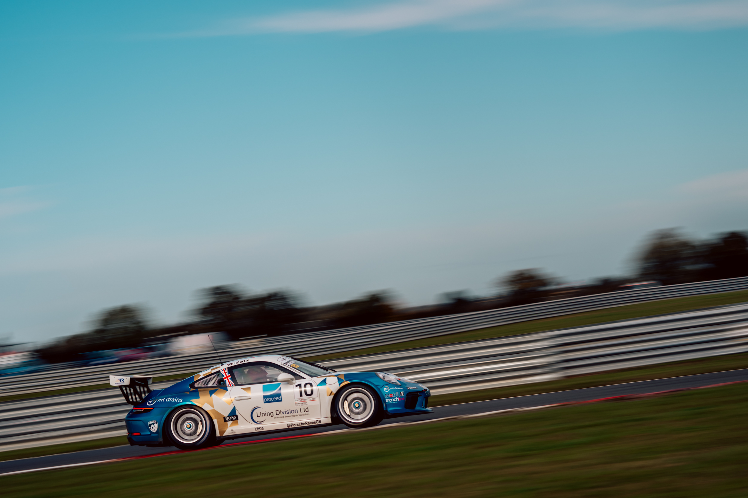 Strong showing for Richardson Racing at Snetterton
