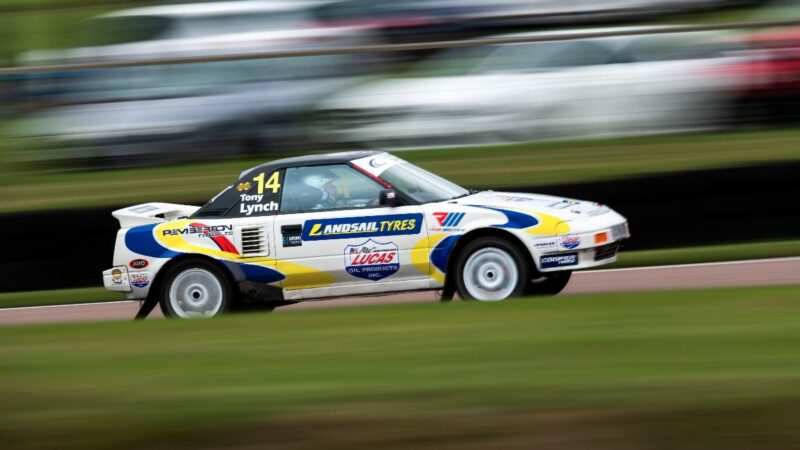 Tony Lynch chasing double success on Lydden Hill return