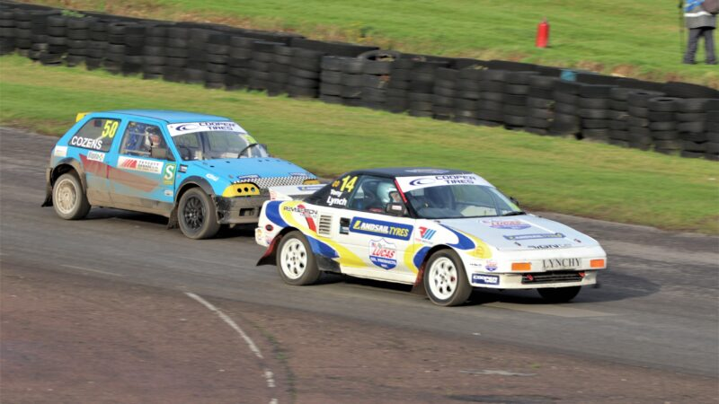 Mixed fortunes for Tony Lynch at Lydden