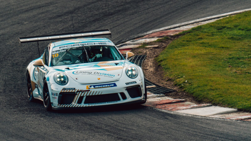 Richardson Racing retains Will Martin for 2021 Porsche Carrera Cup GB programme