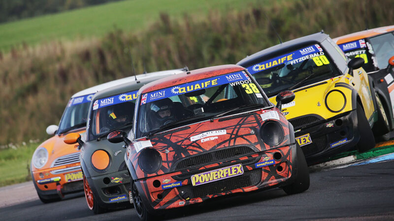 Morgan Wroot to lead Mad4Mini for third season