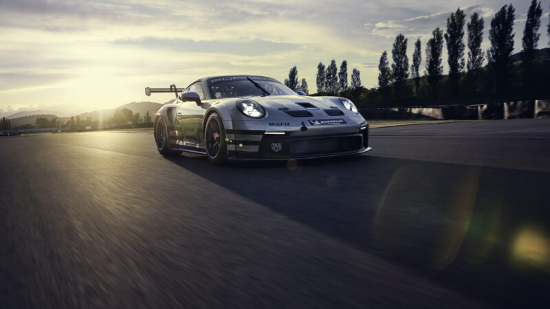 Harry King confirms Porsche Supercup programme