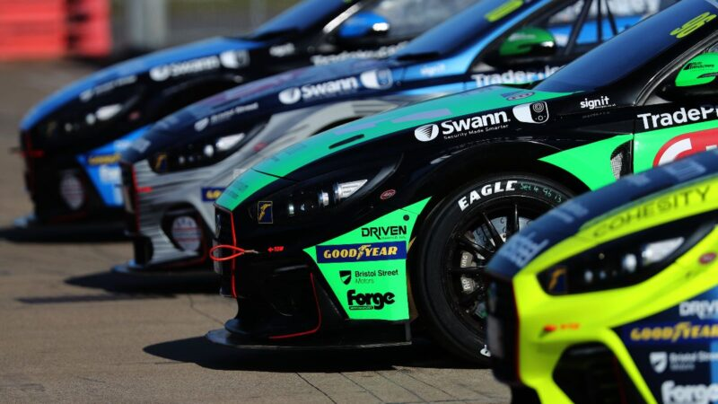 EXCELR8 with TradePriceCars.com out to build on positive start at Snetterton