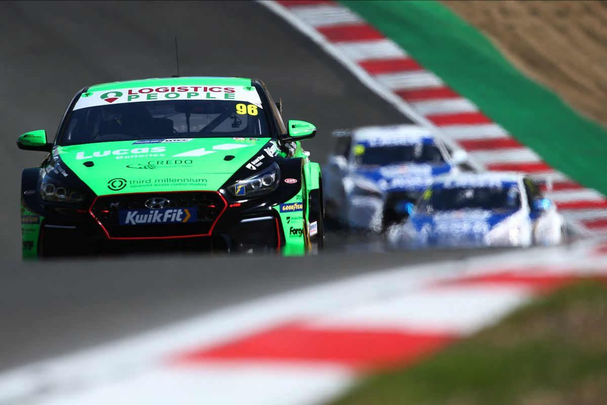 Strong pace on weekend of progression for Jack Butel at Brands Hatch