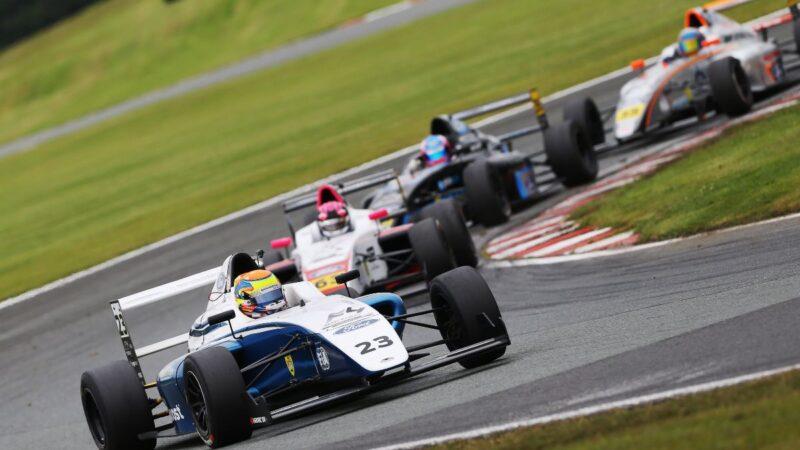 Tough times for Richardson Racing at Oulton Park