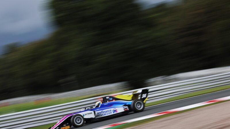 Tom Lebbon strengthens top eight championship bid at Oulton Park