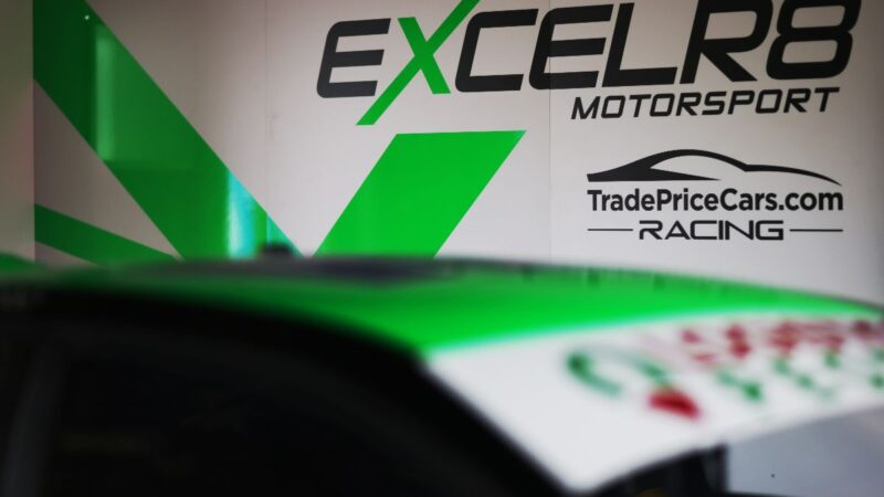 EXCELR8 with TradePriceCars.com ready for battle to resume at Oulton Park
